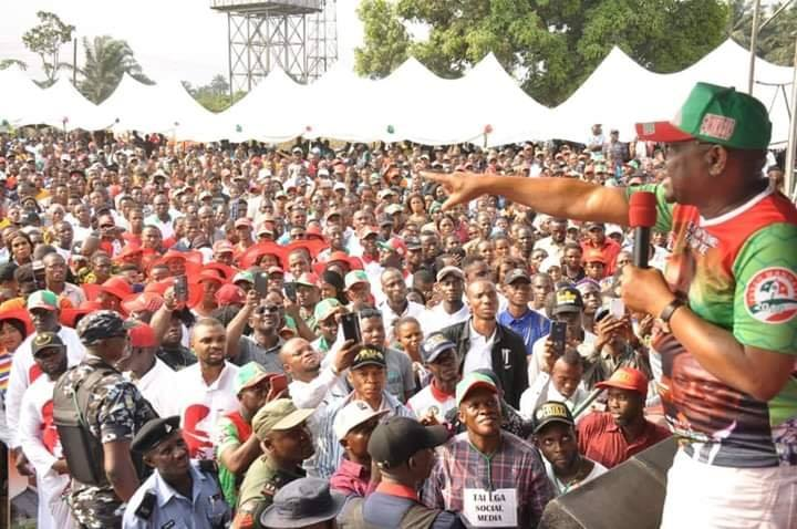APC has lost  to PDP – Wike claims (PHOTOS) 2