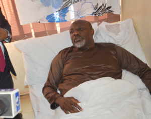Dino Melaye Has been Moved to DSS Hospital says the Police