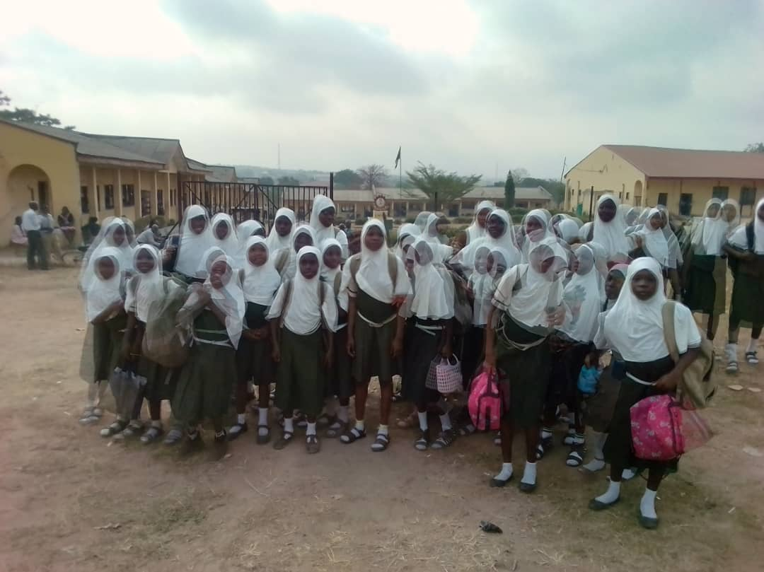 LAUTECH Uni allegedly restrict 55 female Muslim students over use of Hijab 16