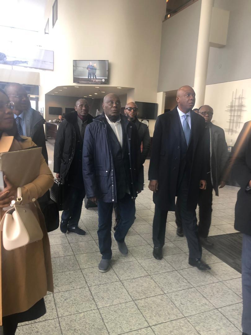 Buhari Reveals How Atiku got American visa 1
