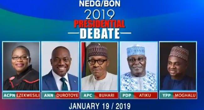 Presidenial Debate