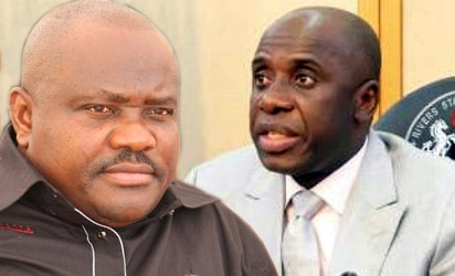 Rivers: I am Not in any War with Wike- Ameachi 3