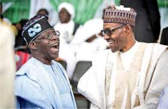 Buhari Appoint Tinubu to be in Charge of Campaigns 2