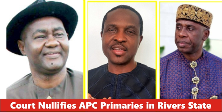 Court invalidates APC's Indirect, Direct primaries in Rivers 1