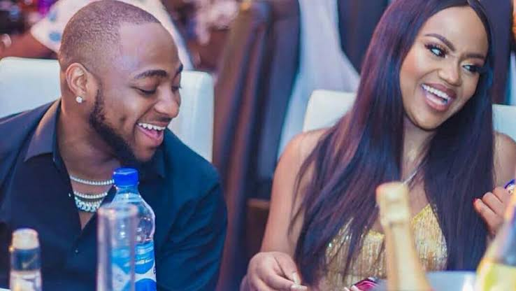 Davido and Chioma in Ties 26