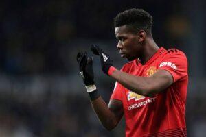 Man Utd drop Pogba, Rojo from FA Cup tie