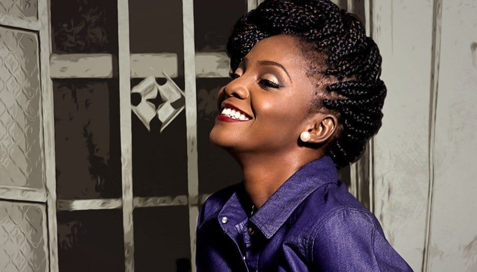 Simi reveals what she's going through after marriage 13