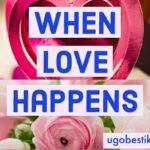 WHEN LOVE HAPPENS-POETRY 4