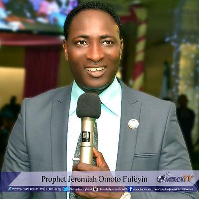 Prophet Jeremiah Mercy Land