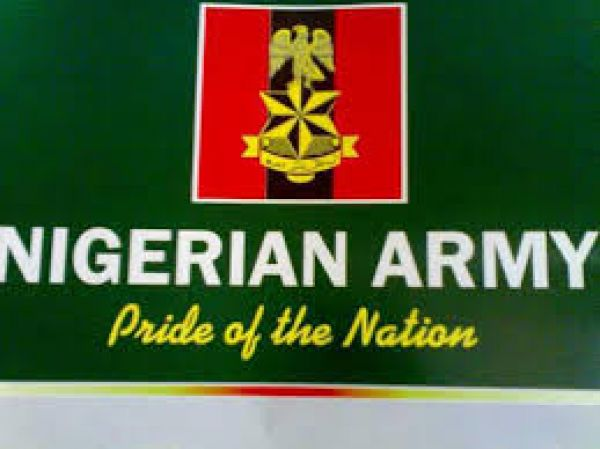Major Re-arrangement in The Nigeria Army 10