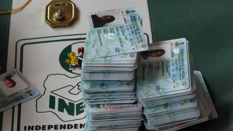 INEC EXTENDS PVC COLLECTION SAYS READY FOR POLLS 16