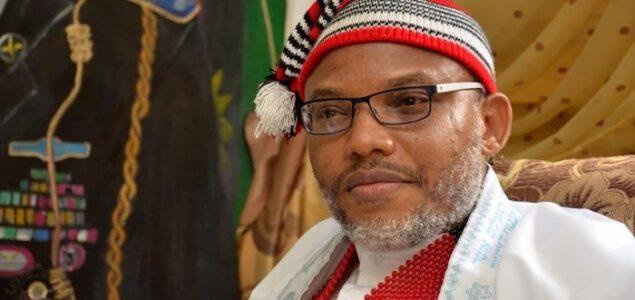 Nnamdi Kanu reveals who picked Consensus Ohanaeze Ndigbo Candidate, Obiozor