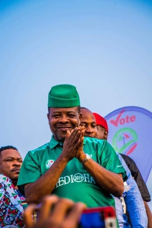 Bayelsa: APC Candidates wants to commit suicide – Timipre Sylva