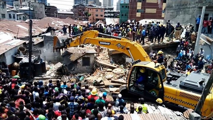 Buhari Is The Cause Of The Building Collapse_Aide 1