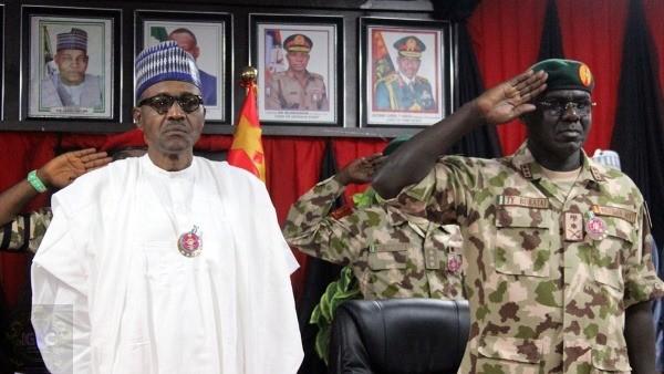 Usa Accues Buhari of Killing