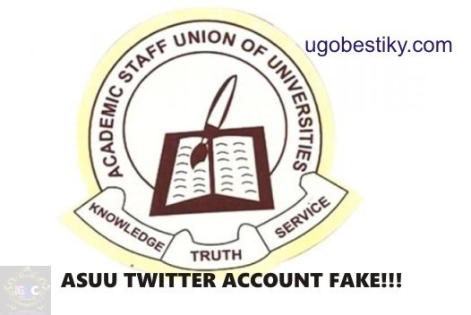 ASUU Twitter Account Fake_ ASUU President 1