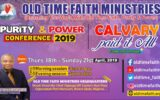 purity and power conference,old time faith,old time faith ministries,pastor walter o zach,old time faith tv,old time faith ministries live stream