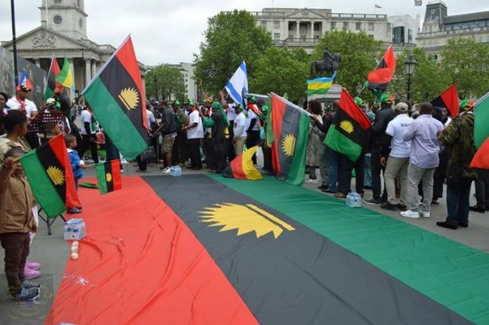May 30: IPOB declares 3-day global prayer