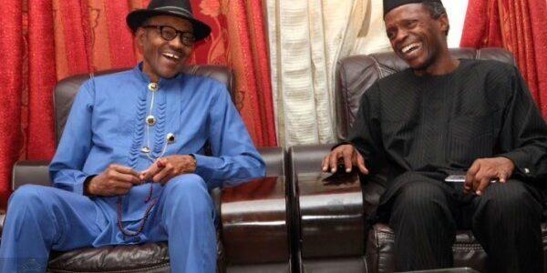 Face-Off between Buhari and Osinbaj