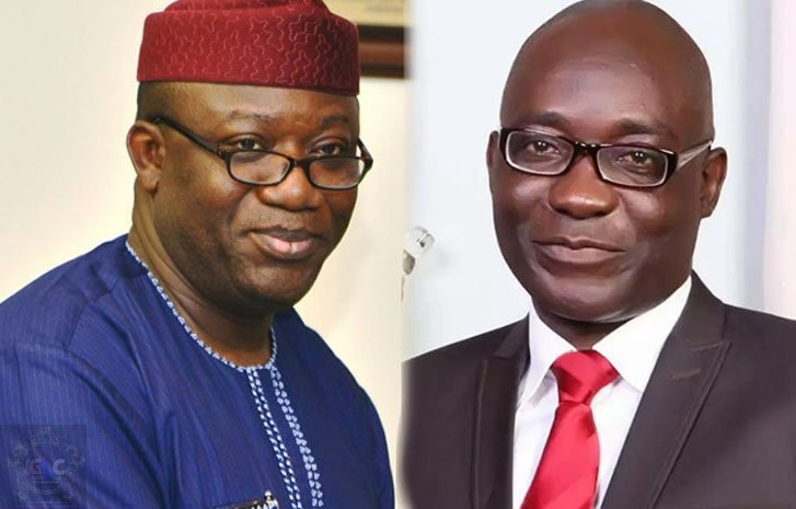 Ekiti Tribunal: PDP loses in Supreme Court 1