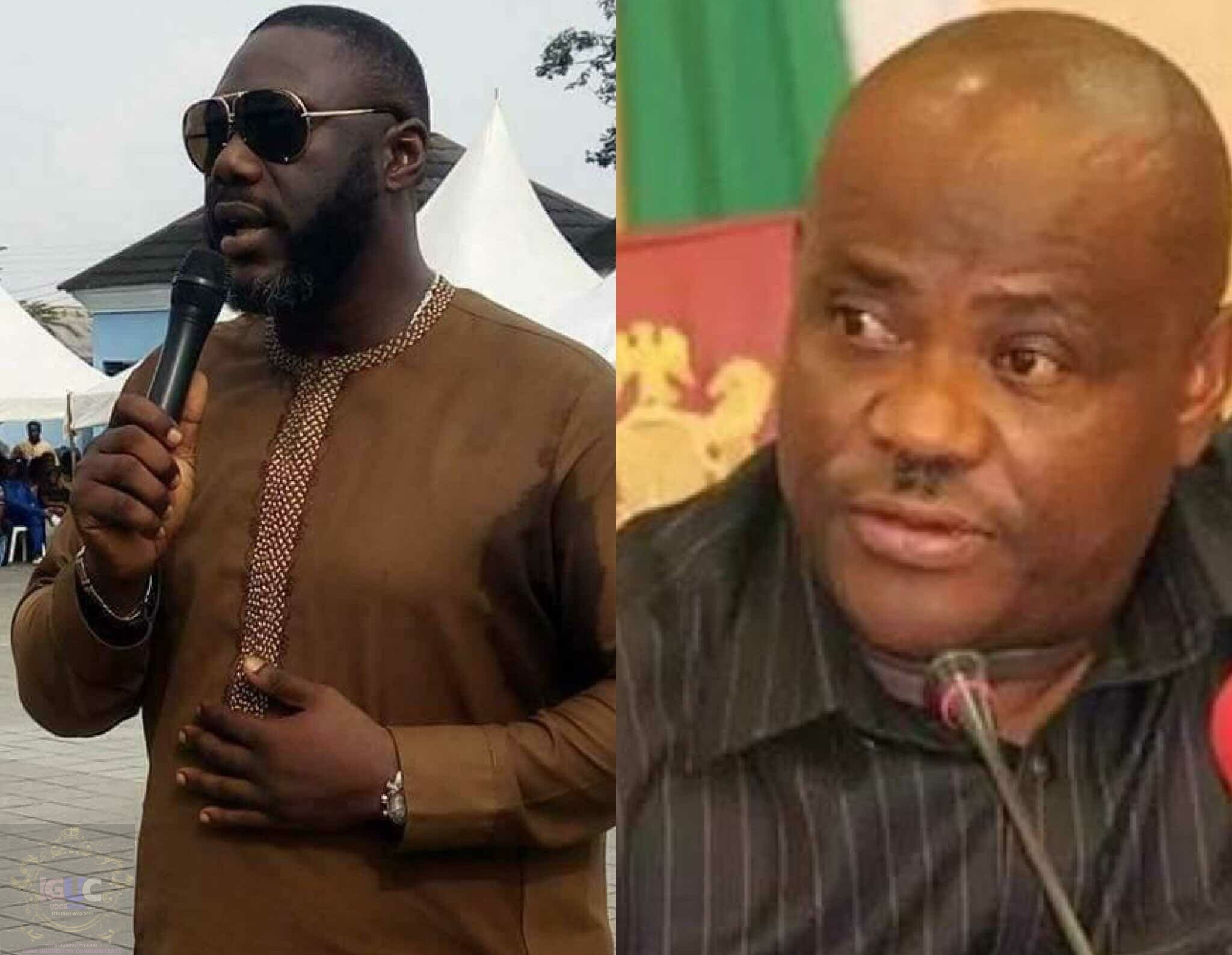 Wike Forgives former Rivers APC chairman, Flag-Amachree Withdraw Murder case 5