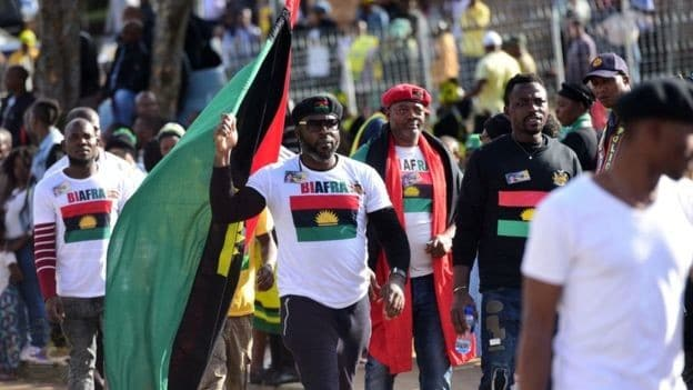 Eastern Security Network: No plan to forcefully declare Biafra - IPOB