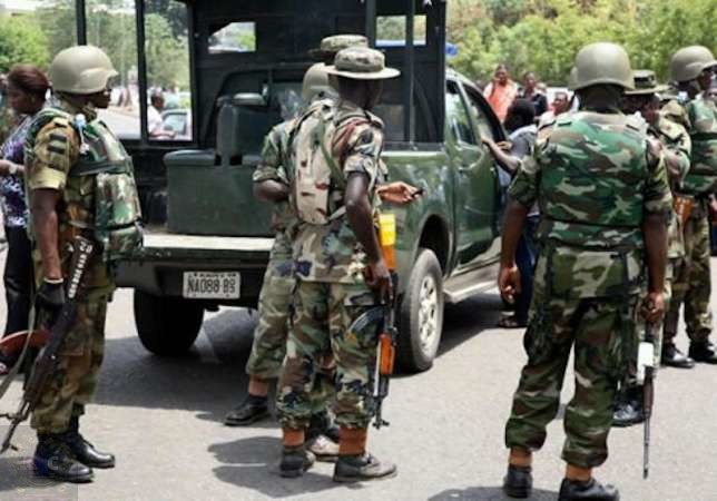 JUST IN: Nigeria Military to Strongly Enforce New COVID-19 Curfew Nationwide