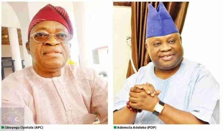 Just In: Oyetola Defeats Adeleke At Appeal Court 1
