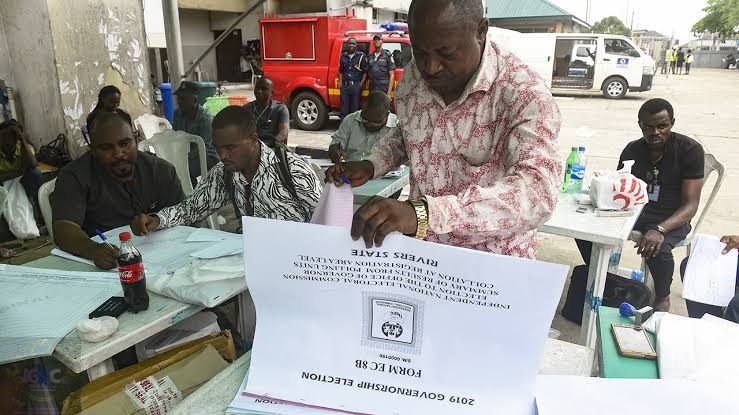 Rivers election: I chewed INEC papers, my sim card in fear – INEC collation officer tells committee of inquiry 1