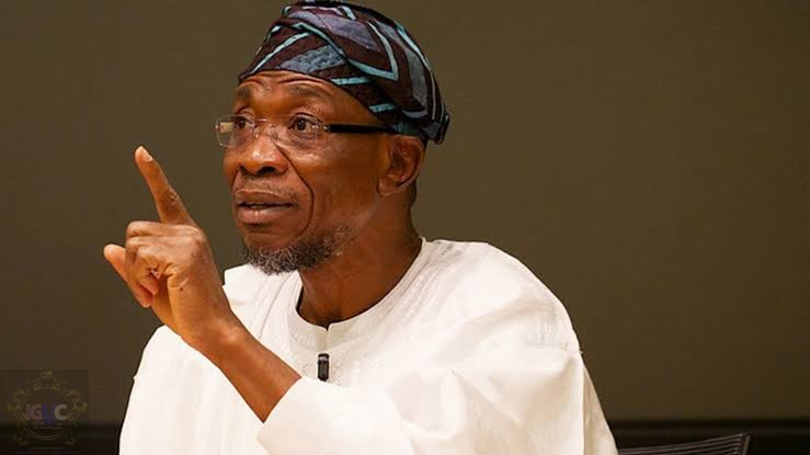 Cry for Nigeria Every Month- Rauf Aregbesola 1