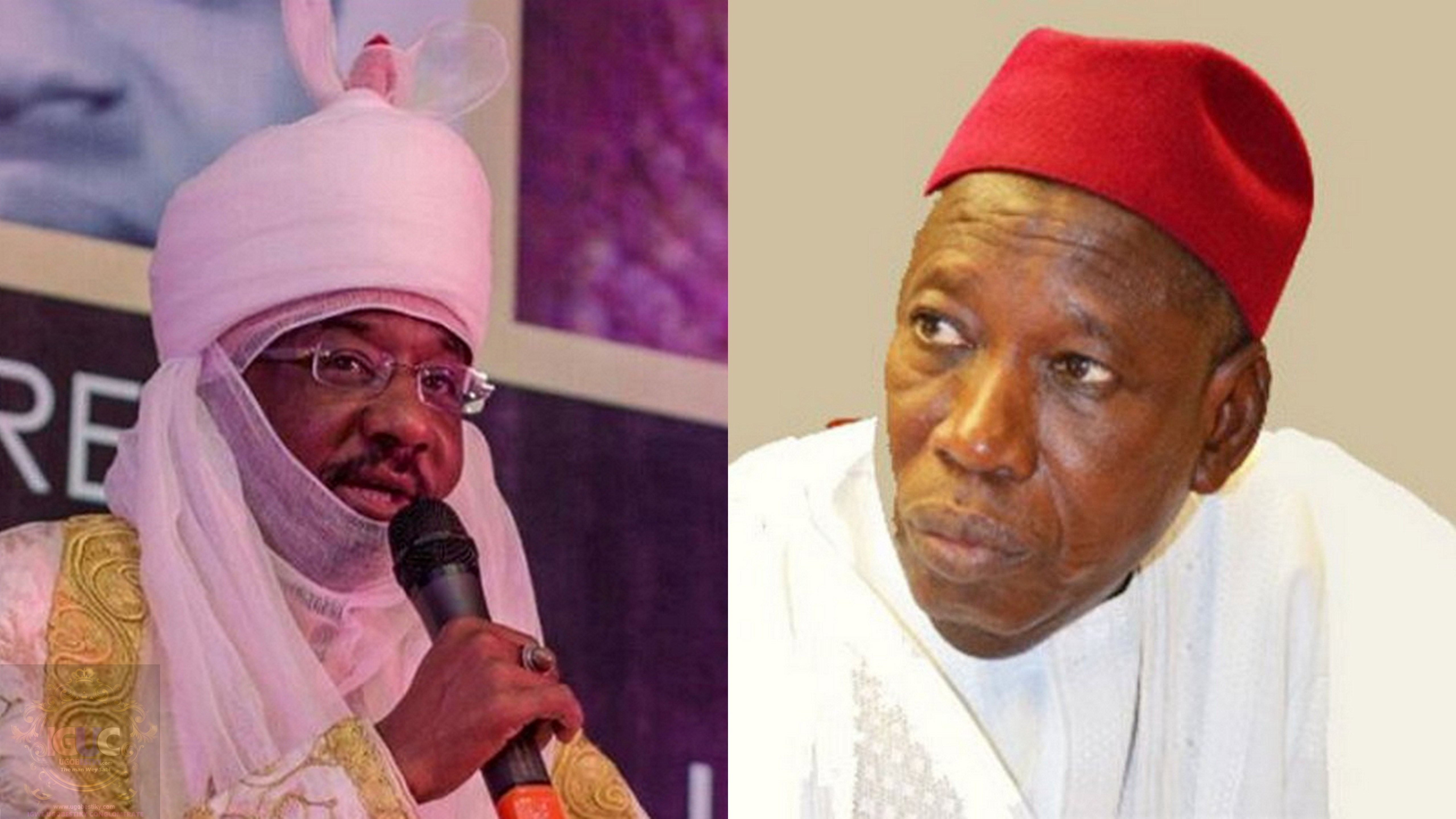 Ganduje vs Emir of Kano