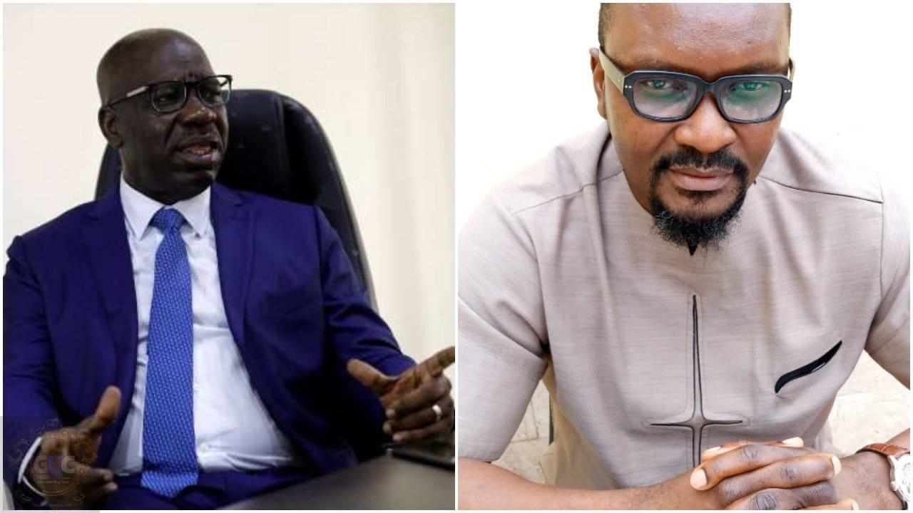 obaseki and Gideon Obhakhan