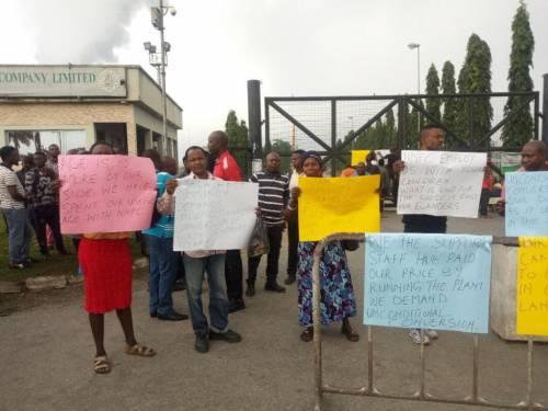 Warri refinery shutdown,warri refinery,Warri news,Nnpc and warri refinery shutdown,Nnpc warri refinery