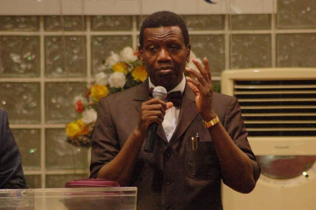 Pastor Gideon Bakare