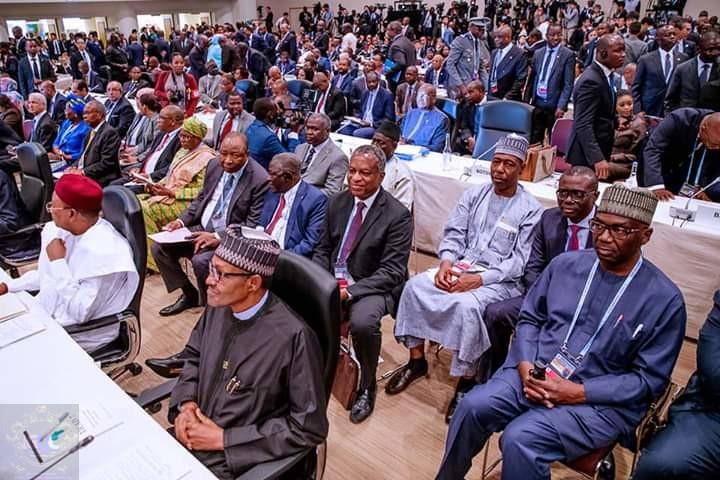 Buhari image fake