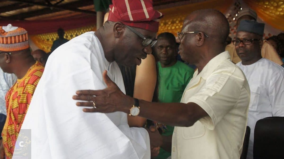 I deceived Edo People vote Obaseki in 2016 - Oshiomhole apologizes