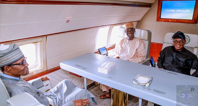 Buhari,buhari in new york,Buhari leaves nigeria to UNGA,Buhari leaves Nigeria to attend United Nation General Assembly in New York,Buhari news
