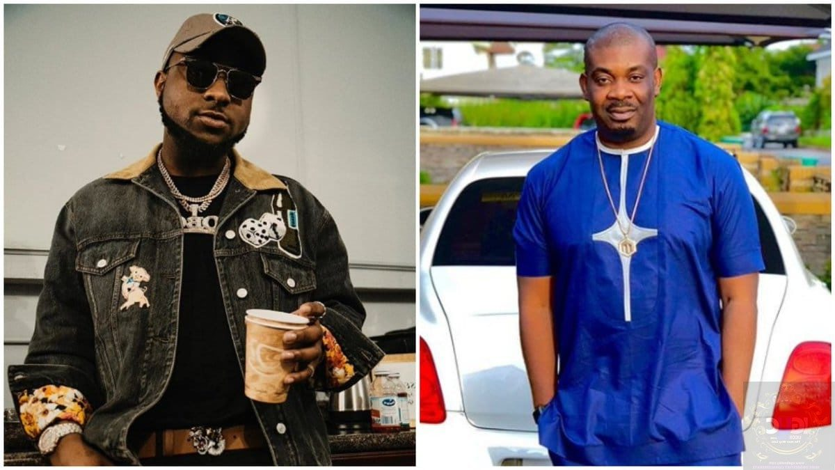 Davido Uncovers When He Will Stop Smoking As Don Jazzy Celebrates One Year Without cigarettes