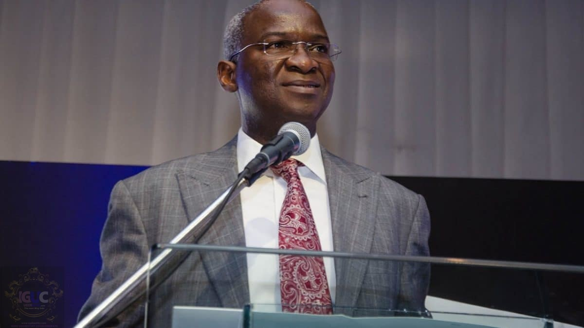 Babatunde Fashola,former Lagos State Governor,federal government,nigeria,Works and housing minister