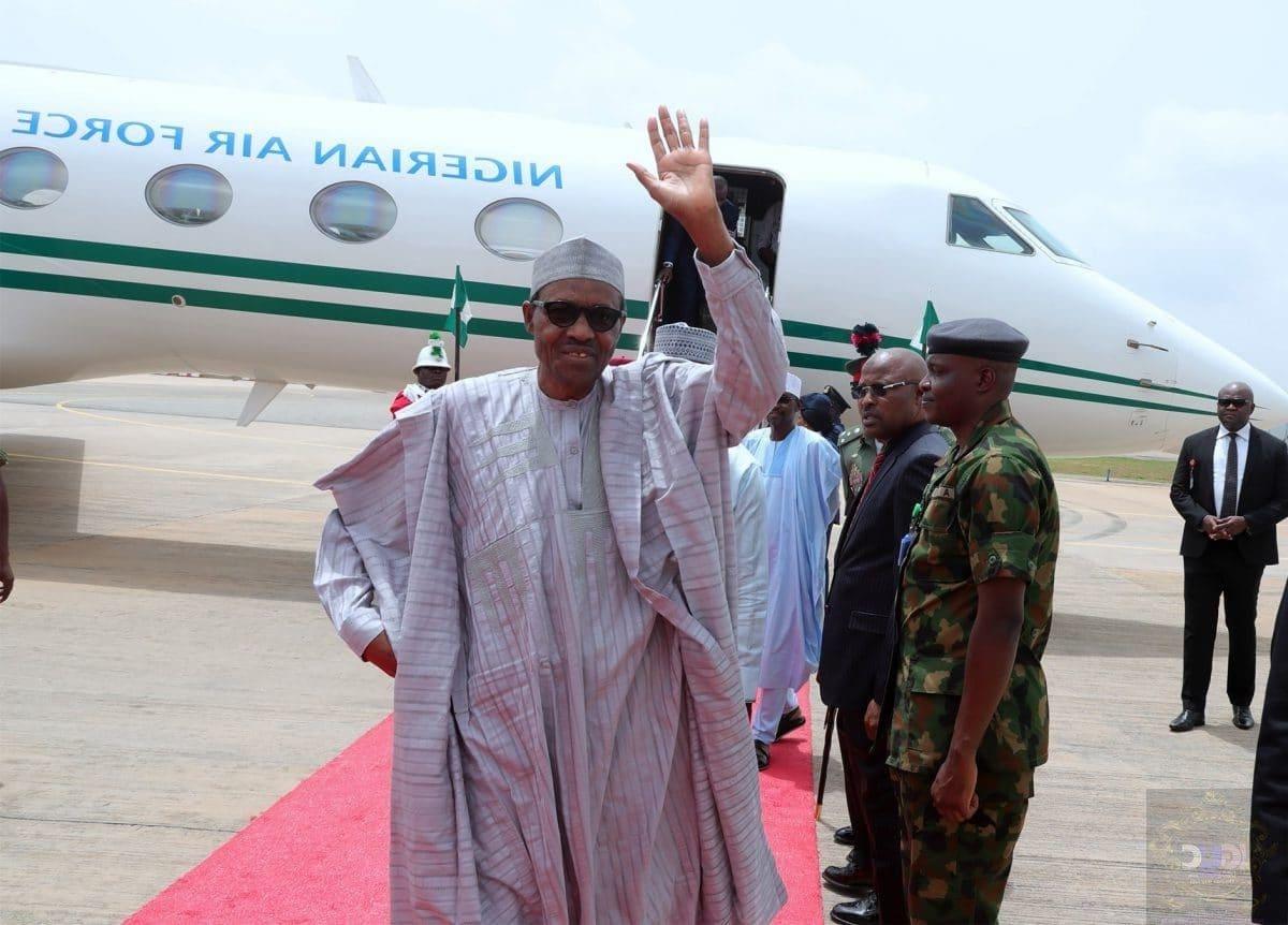 Buahri return from TICAD7