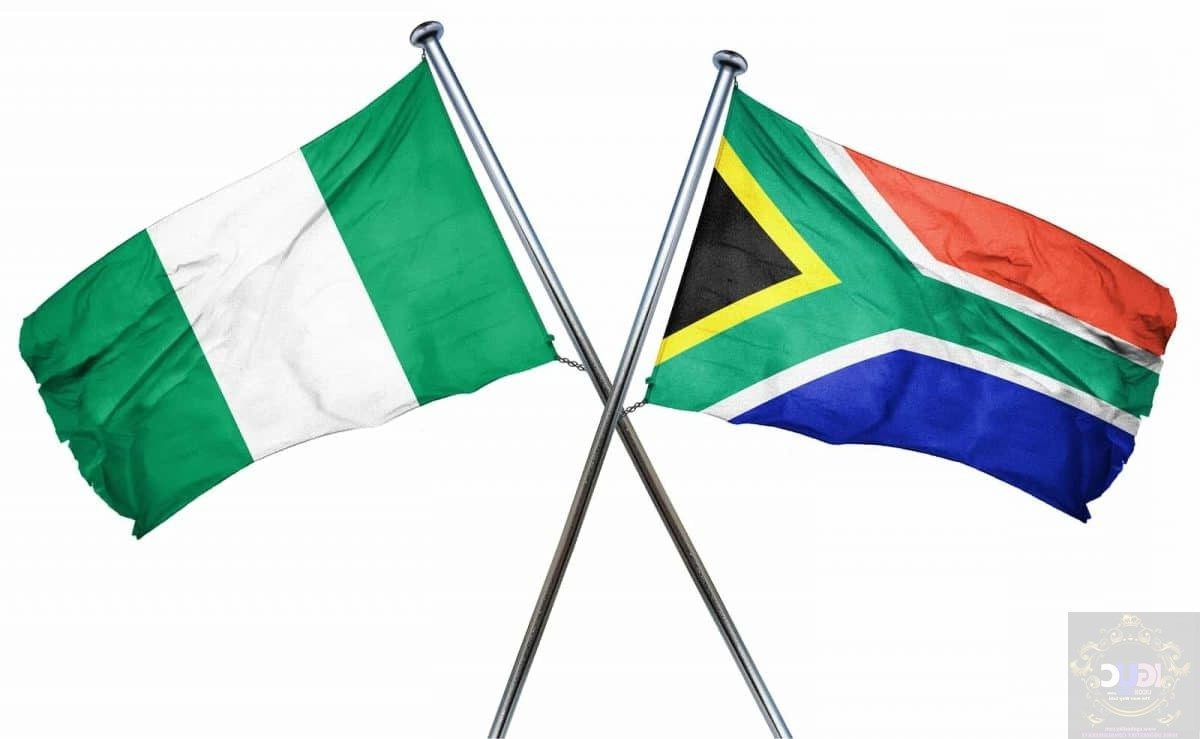 south africa nigeria bilateral ties