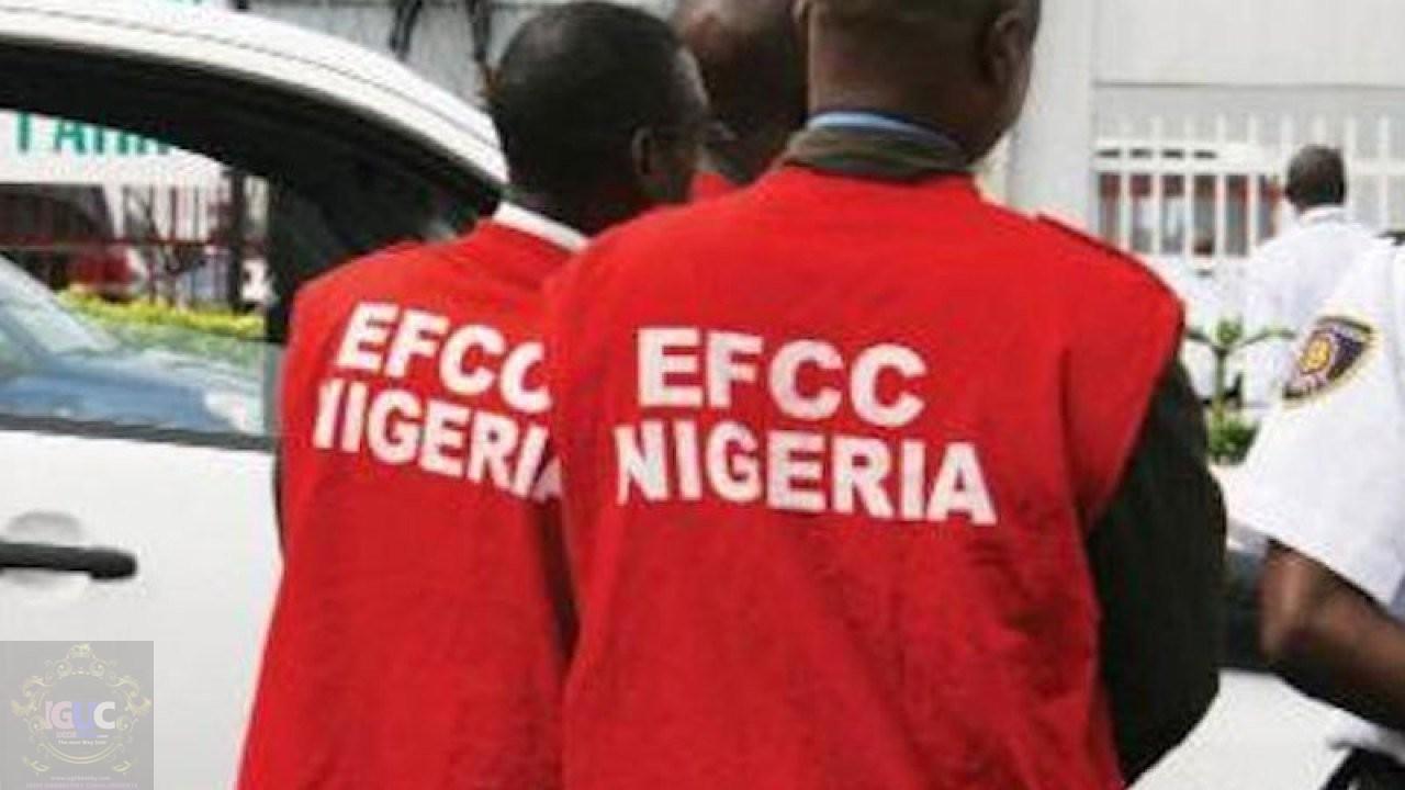efcc arrest kirikiri prison controller