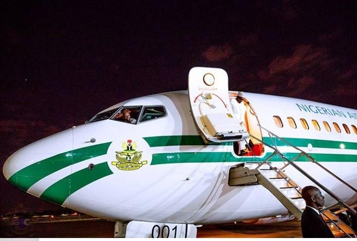 Buhari in trips abroad