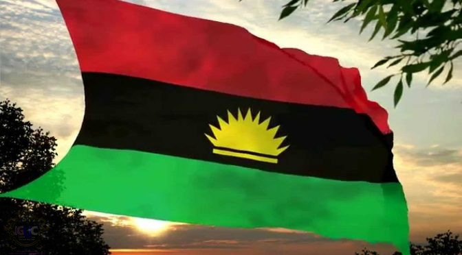 what is biafra