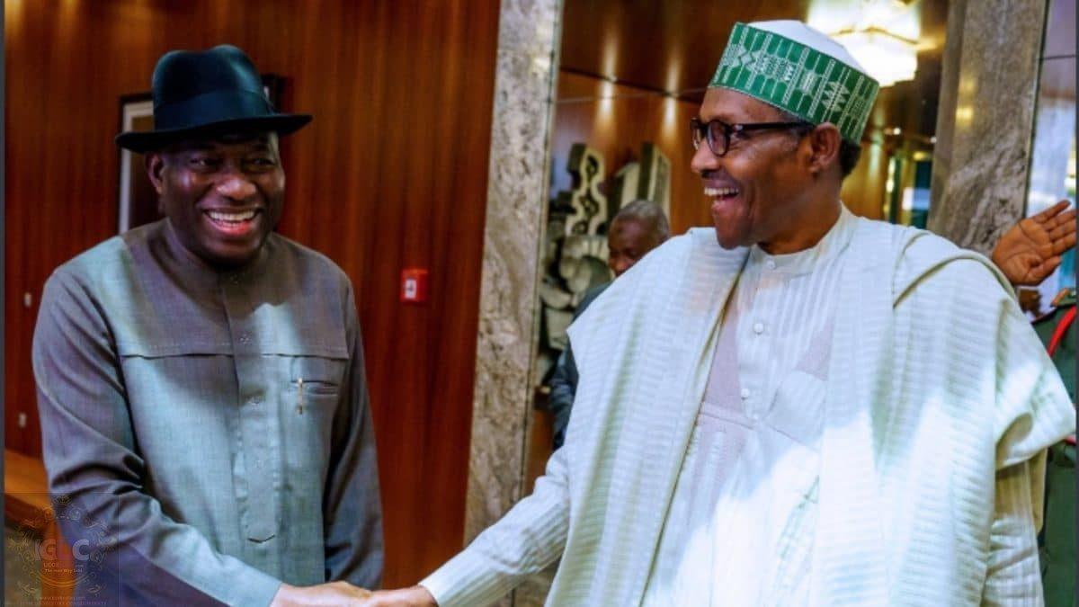 Jonathan meets with Buhari