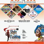 IBOM INTERNATIONAL BUSINESS FAIR 2019