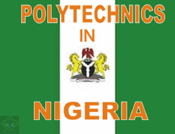 full list of polytechnics in Nigeria