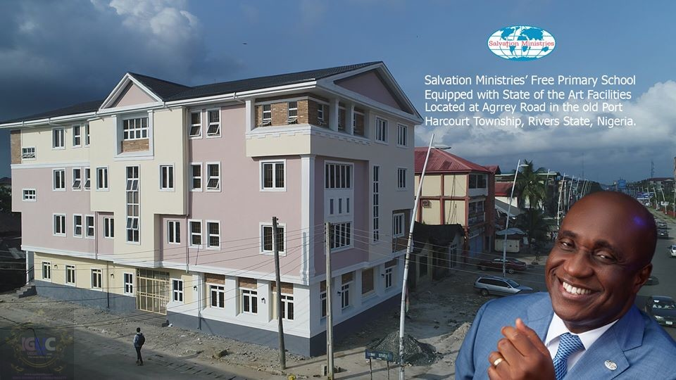 salvation ministries free school