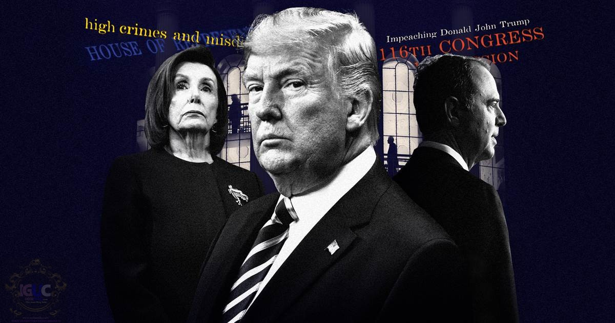 Trump Impeached