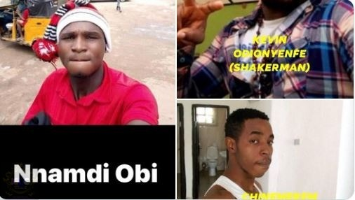 3 IPOB Members Arrested by Nigeria Army - Nnamdi Kanu reveals Pictures, Names 1